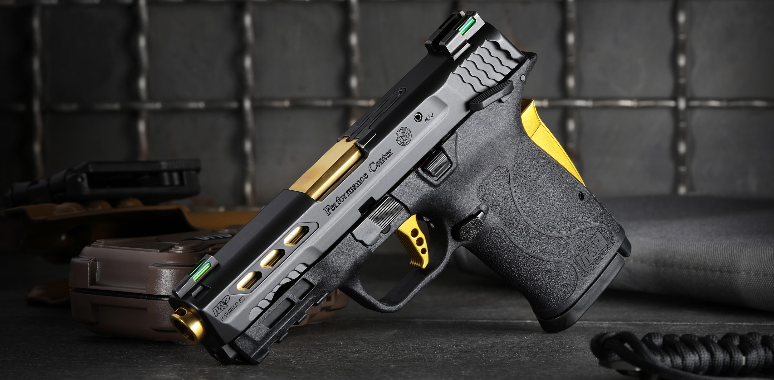 Smith & Wesson Debuts NEW Performance Center M&P9 Shield EZ