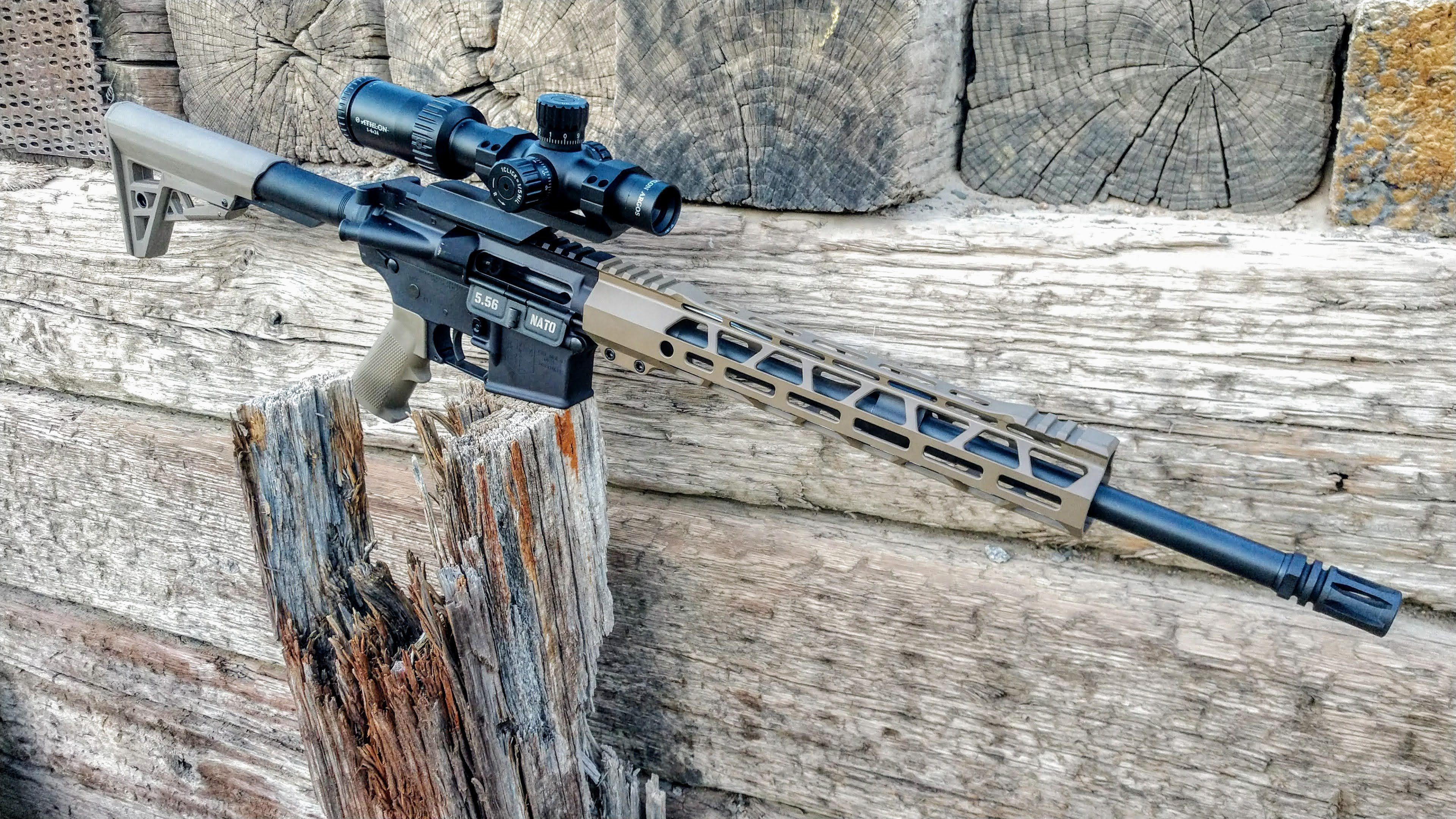 AllOutdoor Review: Davidson's Exclusive – Diamondback DB15 5.56 NATO