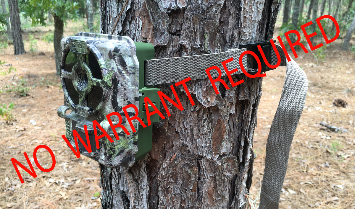Open Fields: Government Cameras Hidden on Private Property Without Cause or Warrant