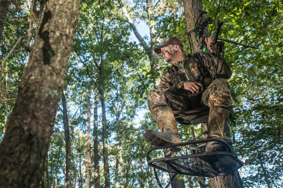 The New Ol'Man Assassin Tree Stand – Ready for Hunting Season