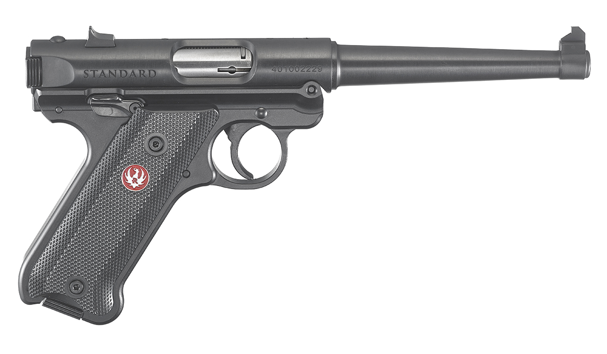 Five Ruger Handguns that Changed the World