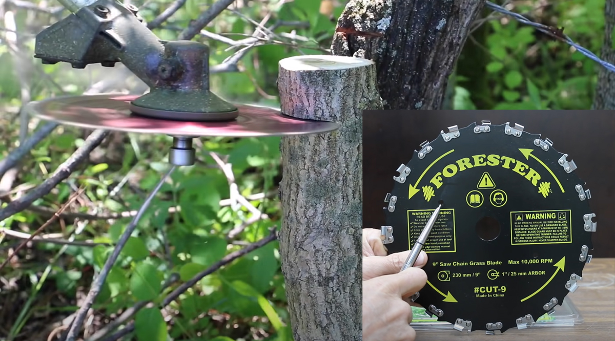 What's the Best Brush Cutter Blade for a Weed Eater?