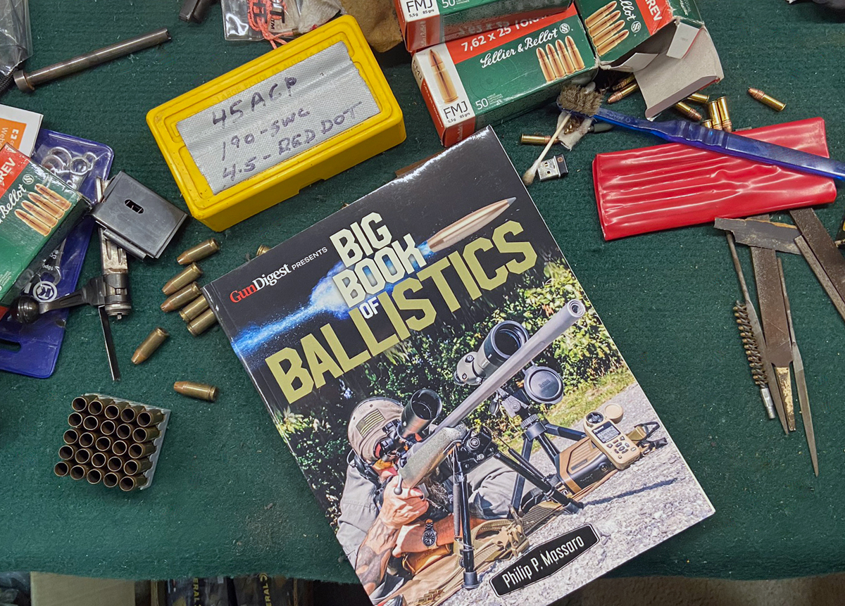 Review: Gun Digest Big Book of Ballistics