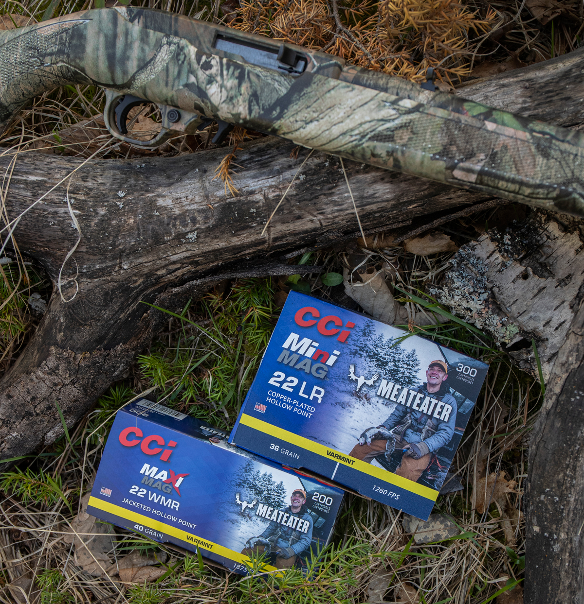 New Rimfire Ammo from CCI and MeatEater