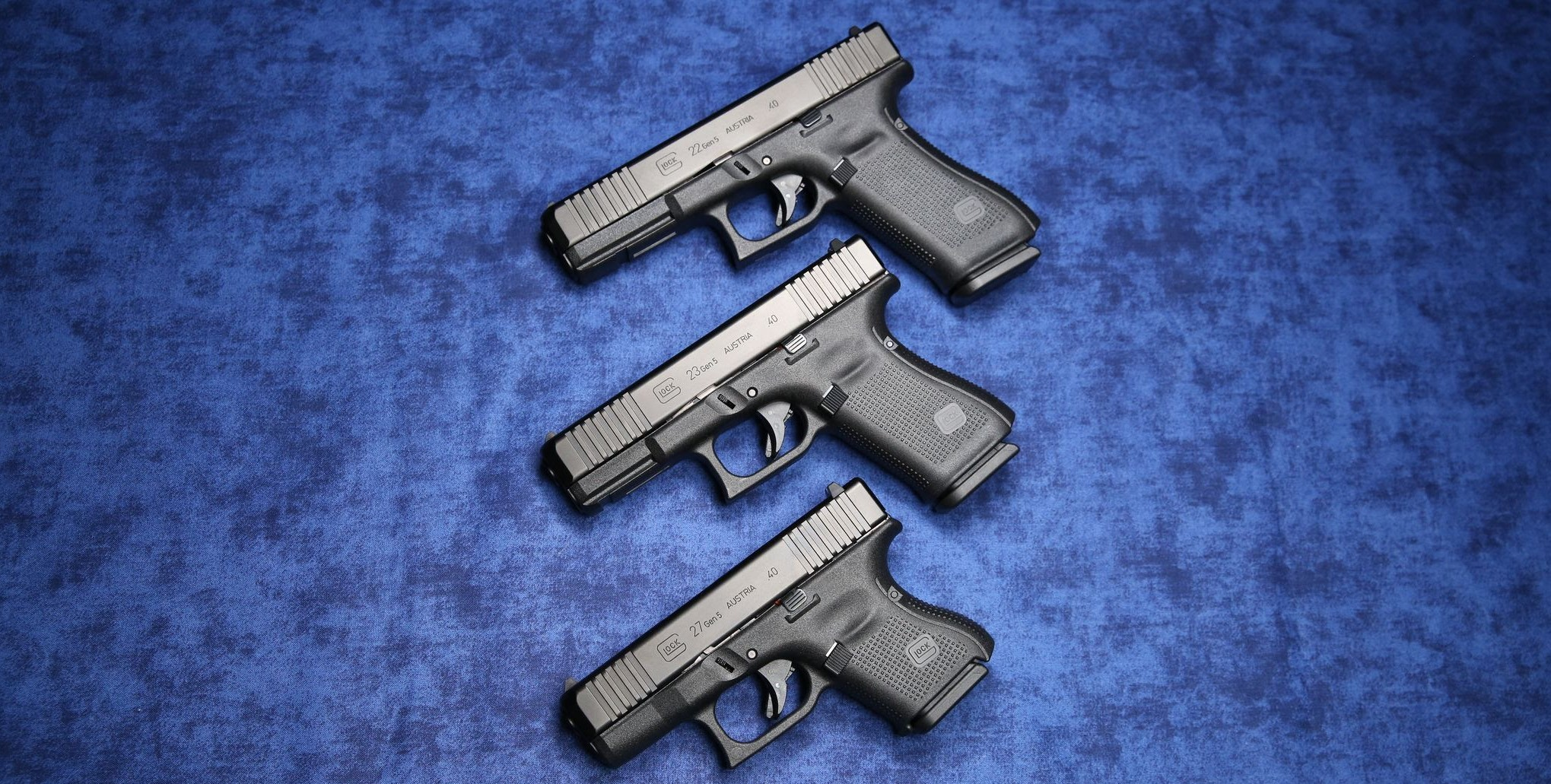GLOCK Expands their Gen5 Technologies to the .40 Caliber Line