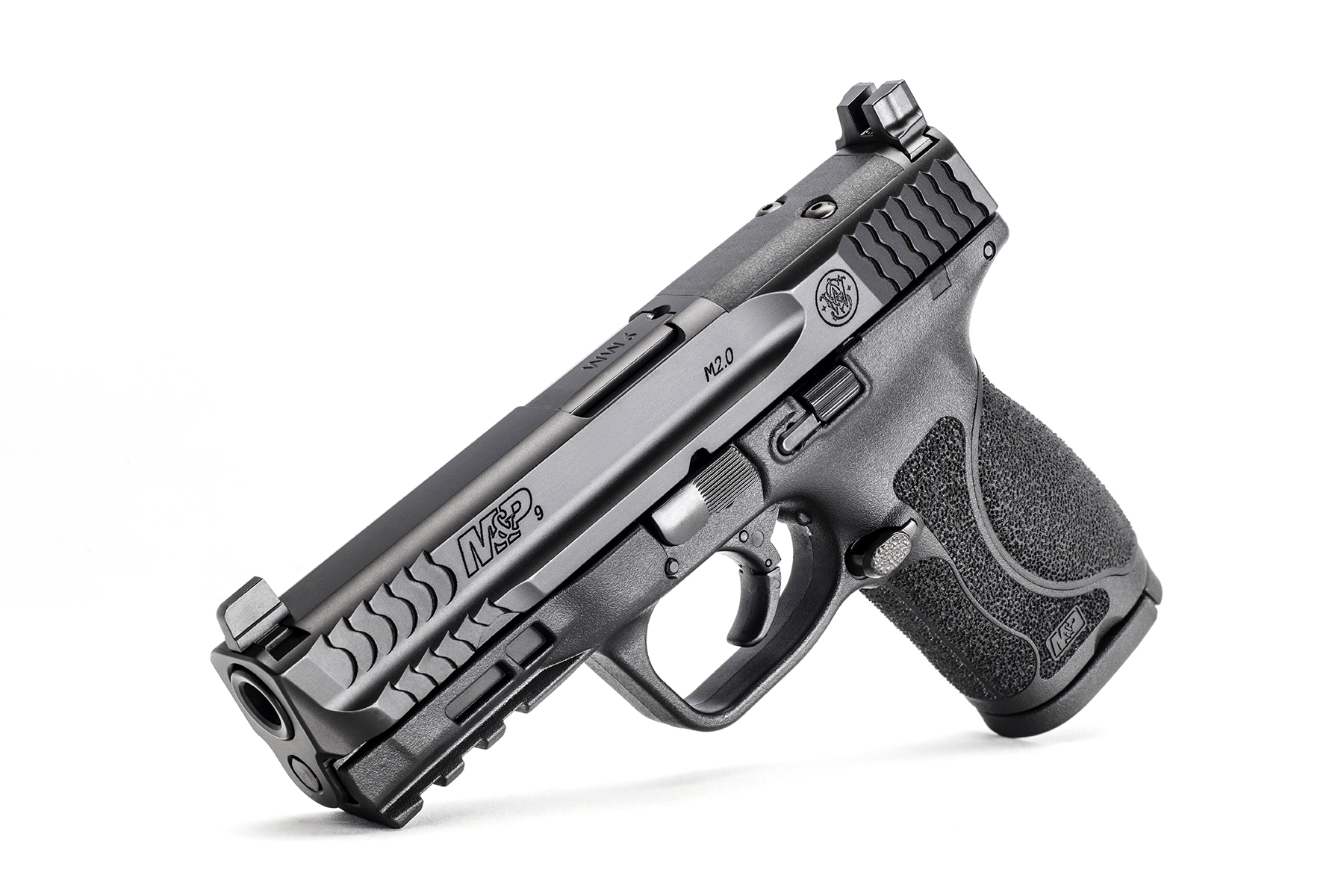 Smith & Wesson Launches M&P9 M2.0 Compact Optics Ready Pistol