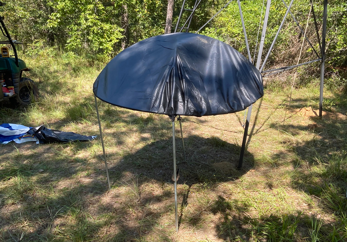Deer Stand Improvement: Add Comfort and Concealment to Everyday Tree Stands