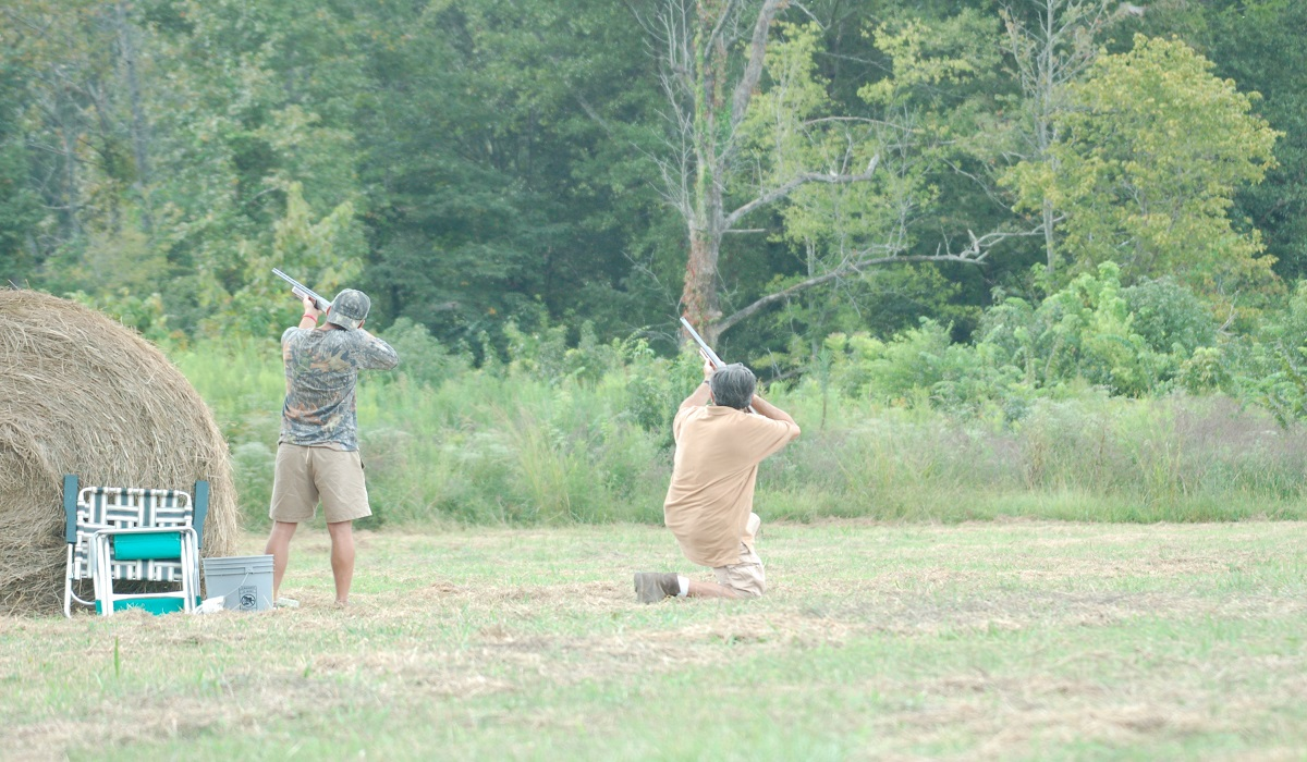 Follow the Blue-Sky Rule for Dove Hunting