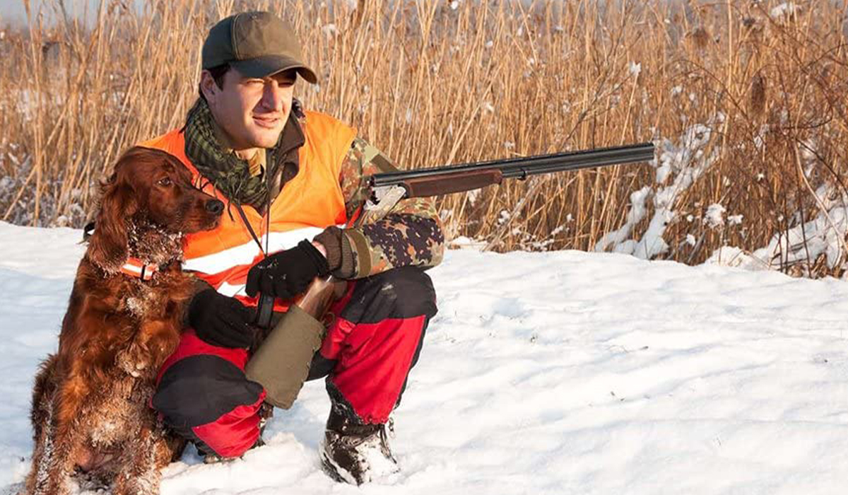Five Pieces of Cold Weather Hunting Gear You Absolutely Need