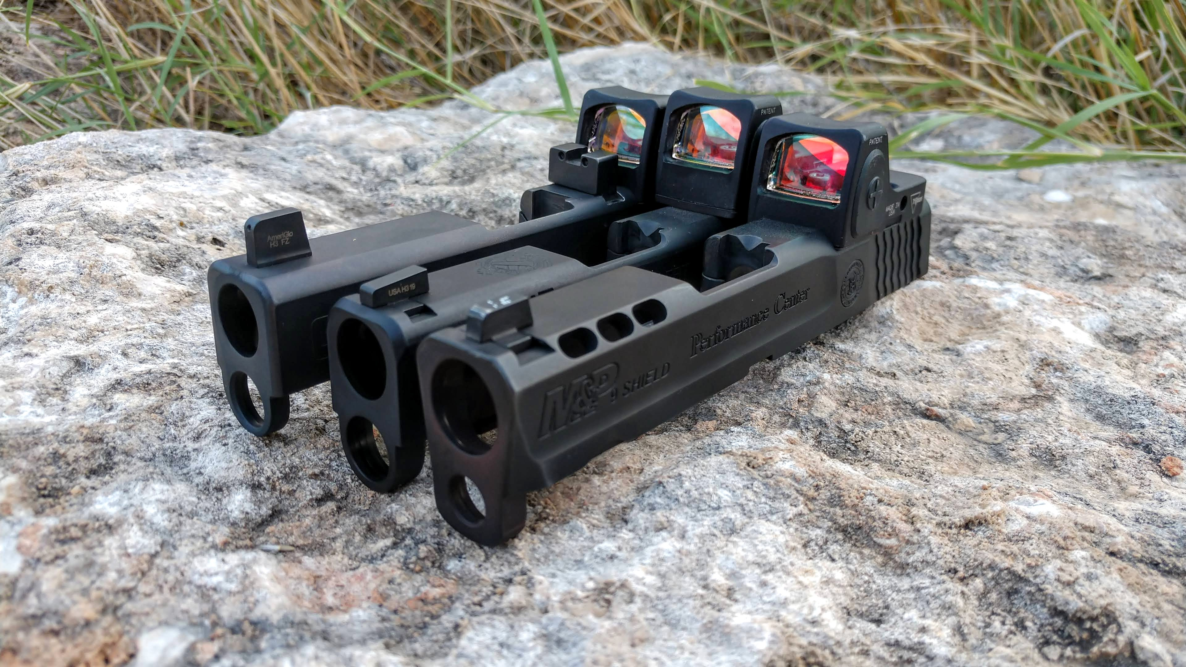 NEW Trijicon RMRcc Micro Red Dot for Concealed Carry Pistols