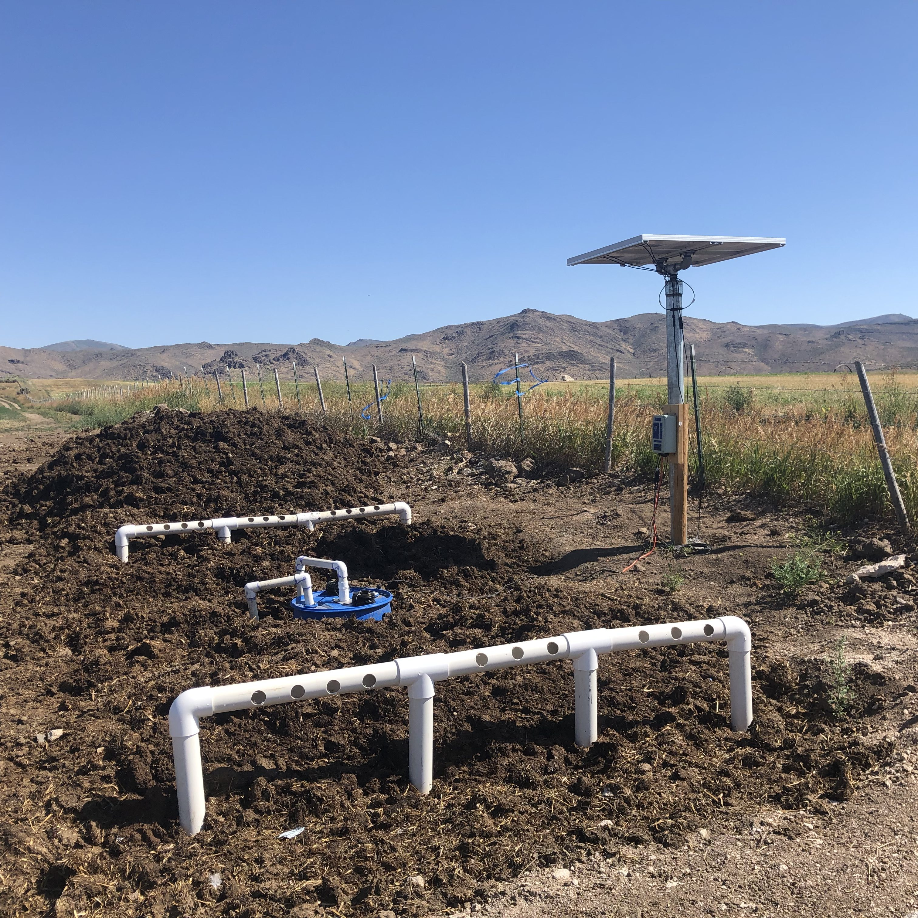 Home On The Range #006: How to DOUBLE your Compost Heat Benefits