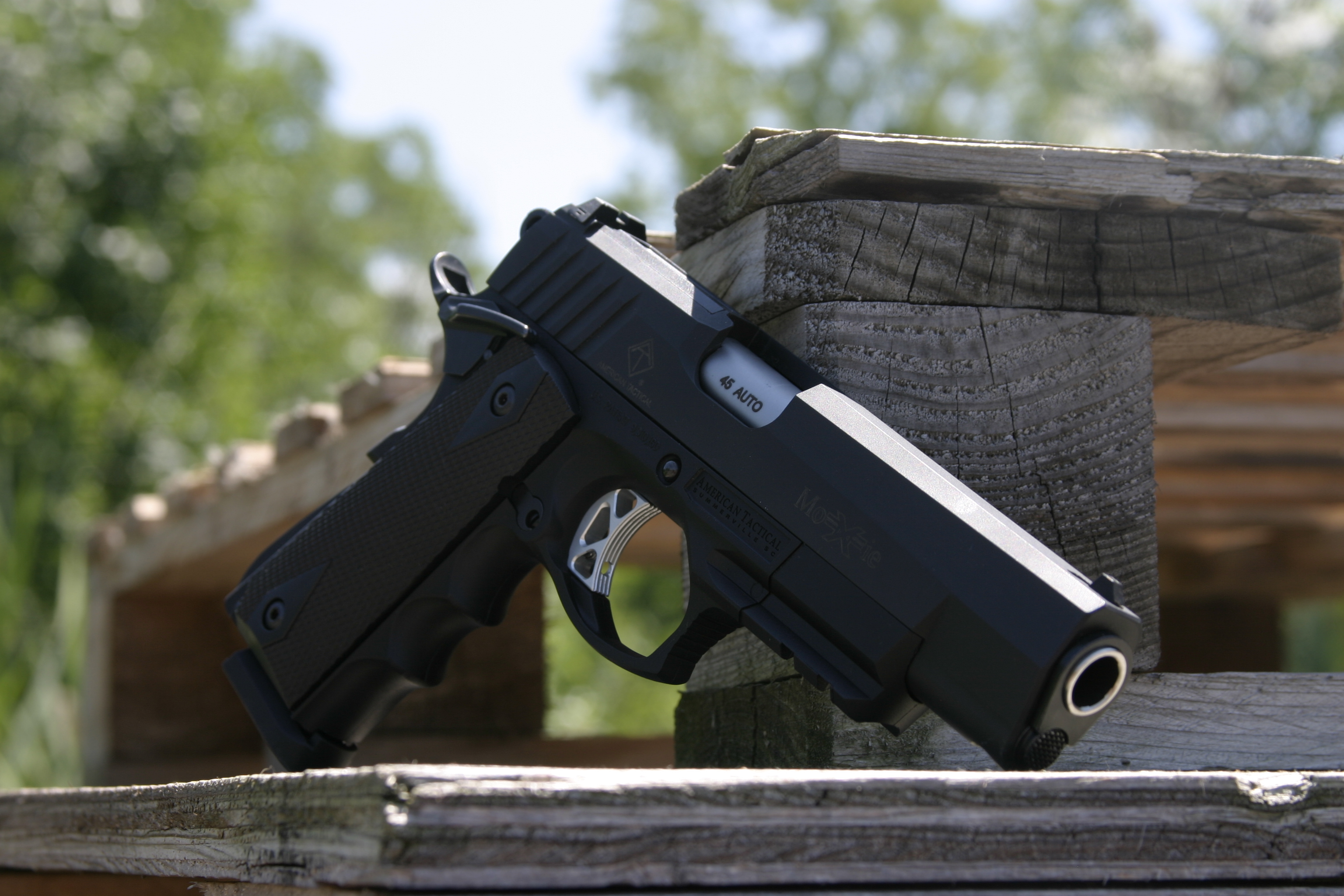 American Tactical Introduces New FXH-45M Moxie 1911
