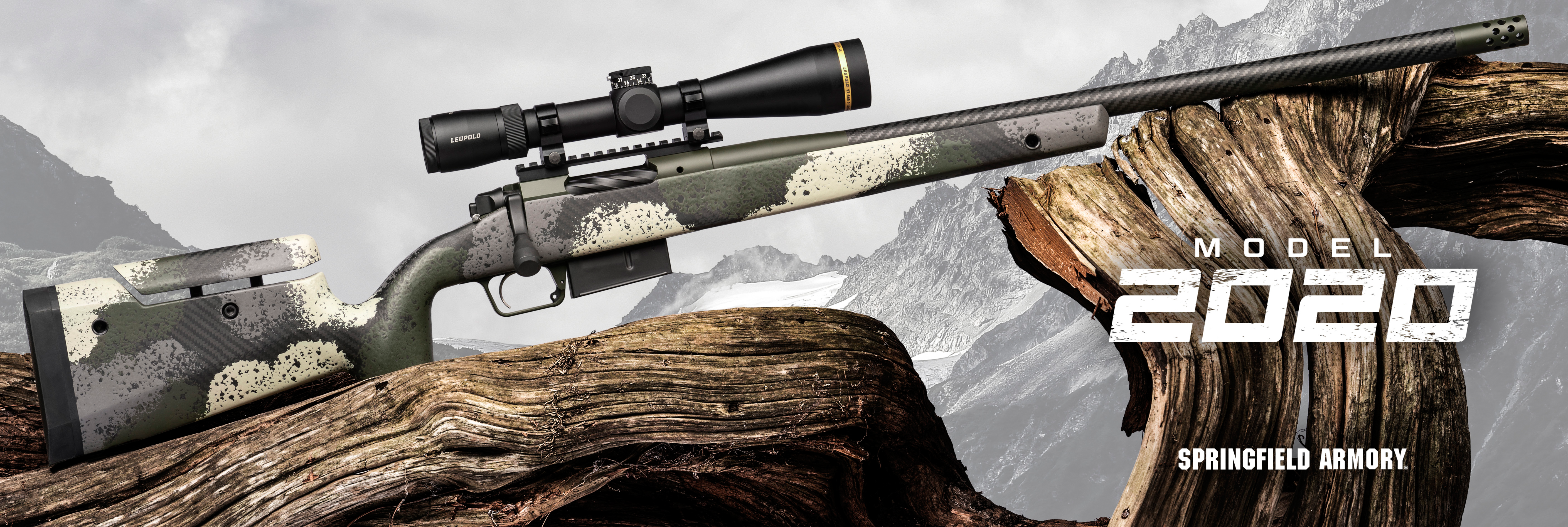 NEW Springfield Armory Model 2020 Waypoint BOLT-ACTION Rifle