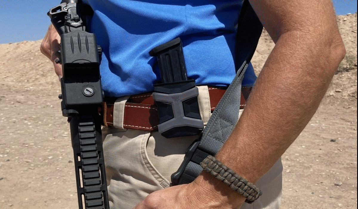 Review: Pitbull Tactical Universal Magazine Carrier