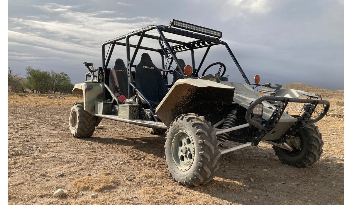 Tomcar: Tough, Little-Known ORV Sets the Bar for Rugged Capability