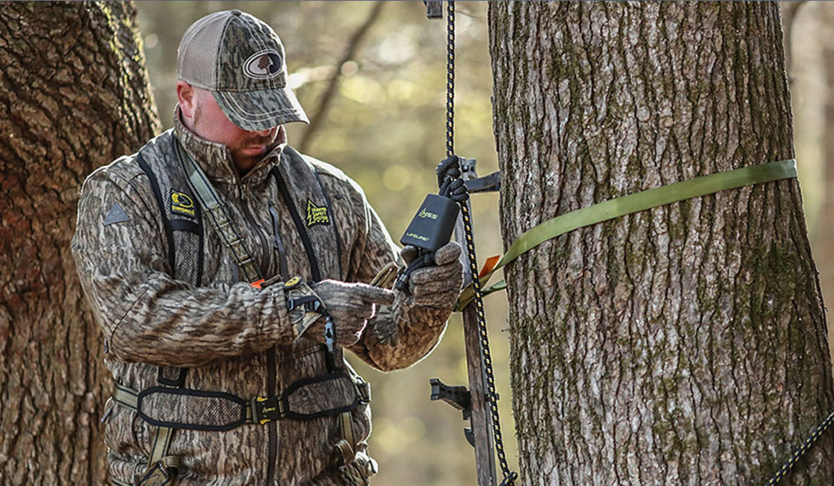 Be Vigilant About Tree Stand Safety