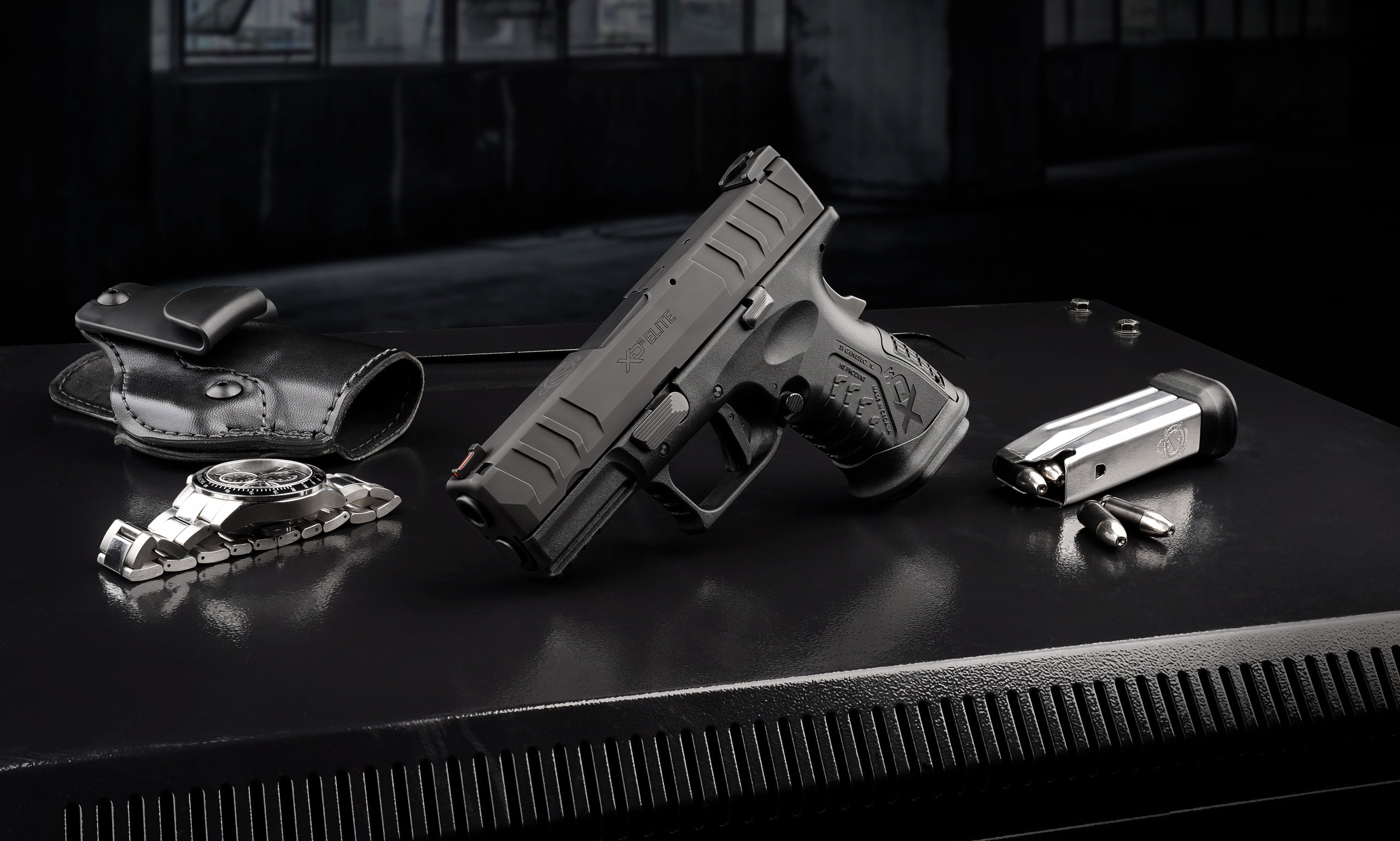 Capable to Defend – Springfield Armory Debuts XD-M Elite Compact 3.8″