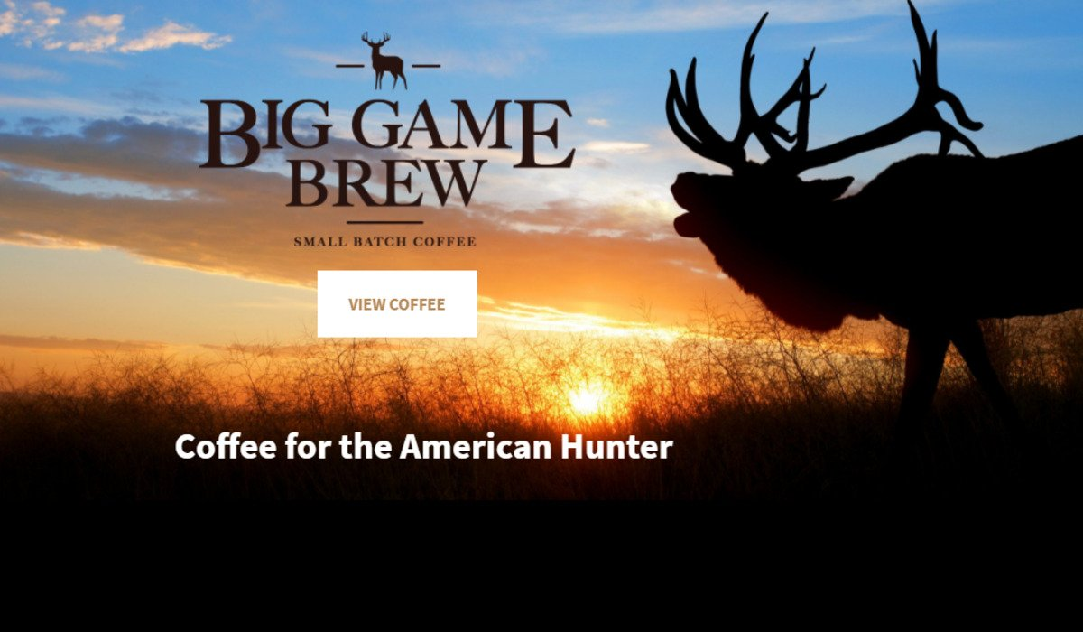 Big Game Brew: The Coffee Brand for Hunters