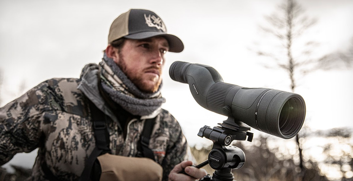 NEW Vortex Optics Diamondback HD Spotting Scopes