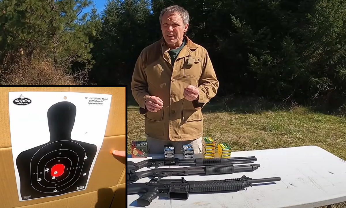 Harrell Tests the Buckshot 'Ninth Pellet Flyer Phenomenon'