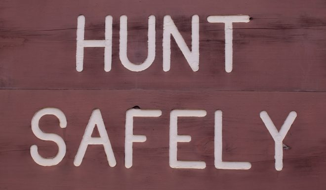 Hunt Safely