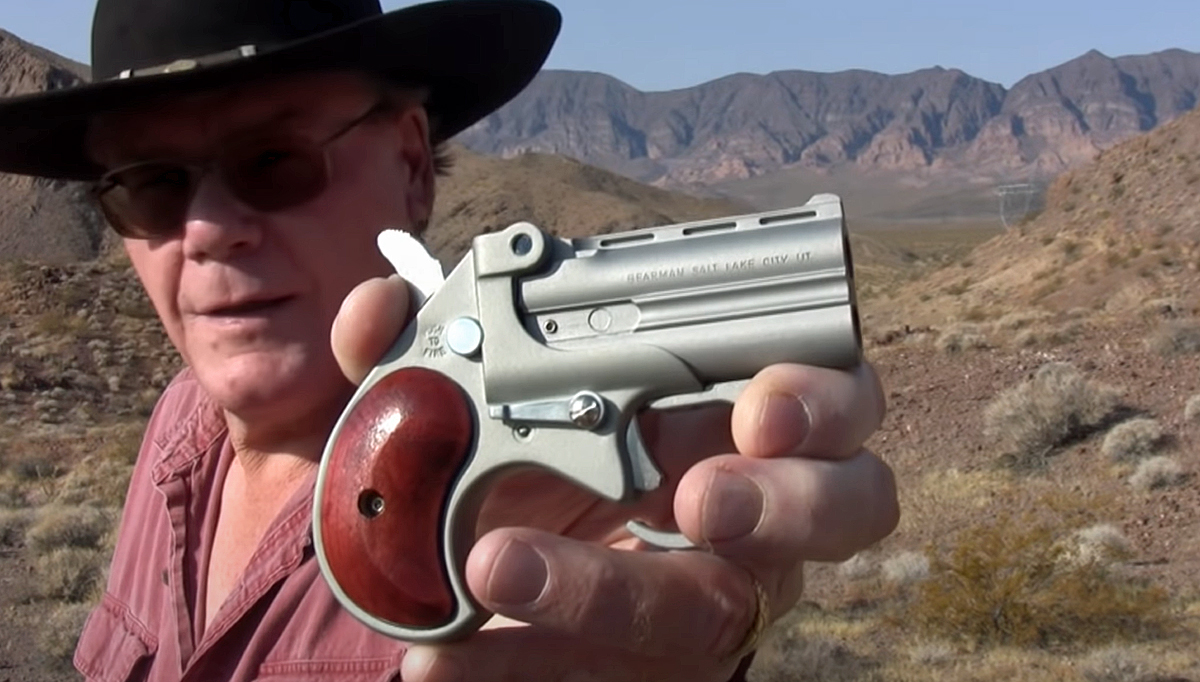 Bearman 9mm Derringer Review. Worst Gun Ever?