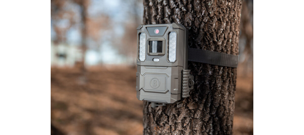 Bushnell's New Prime Low Glow Trail Camera