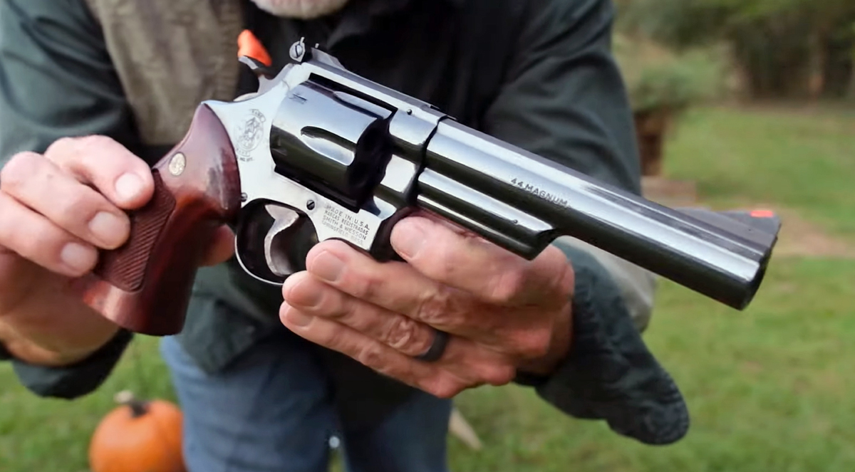 A Look at the S&W Model 29 44 Magnum