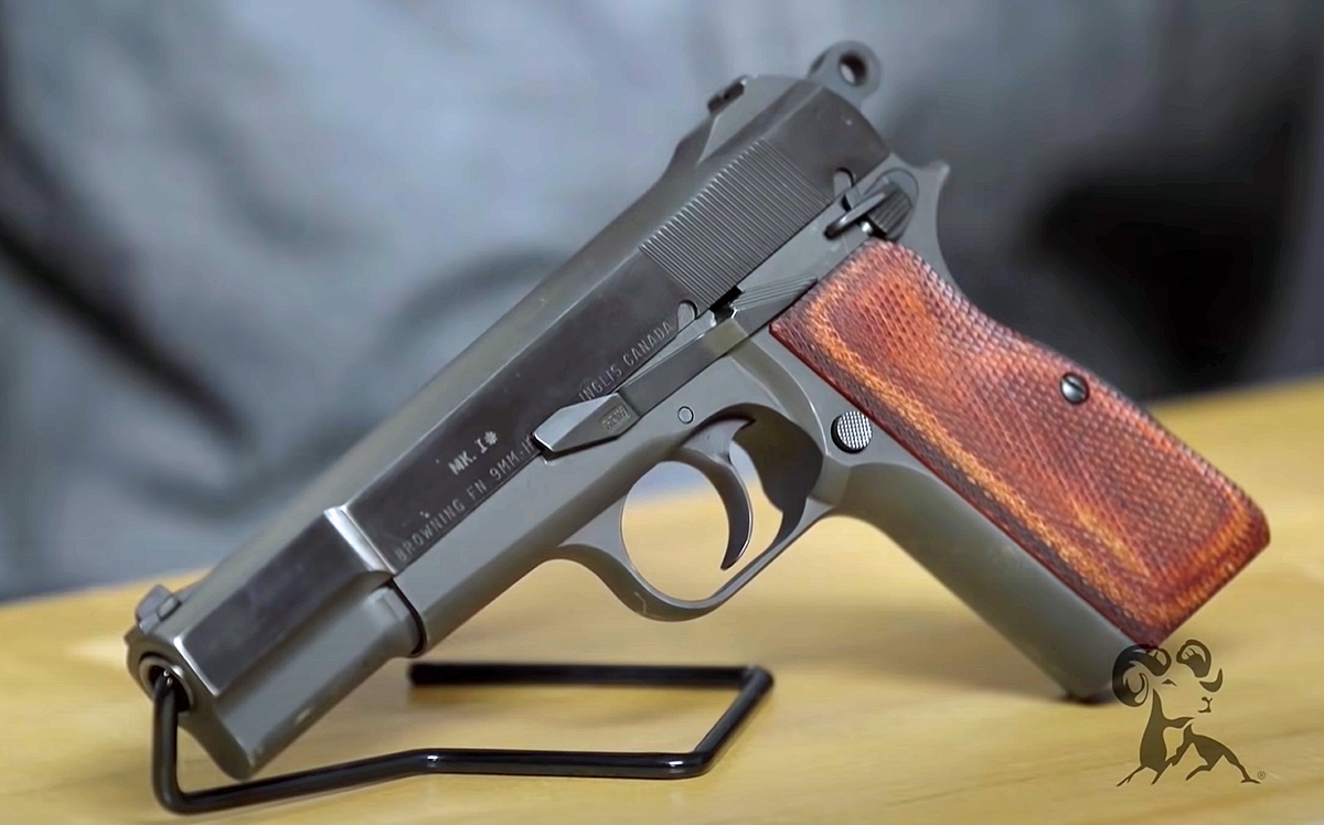 Brownells Smyth Busters: Is it OK to use the Slide Release?
