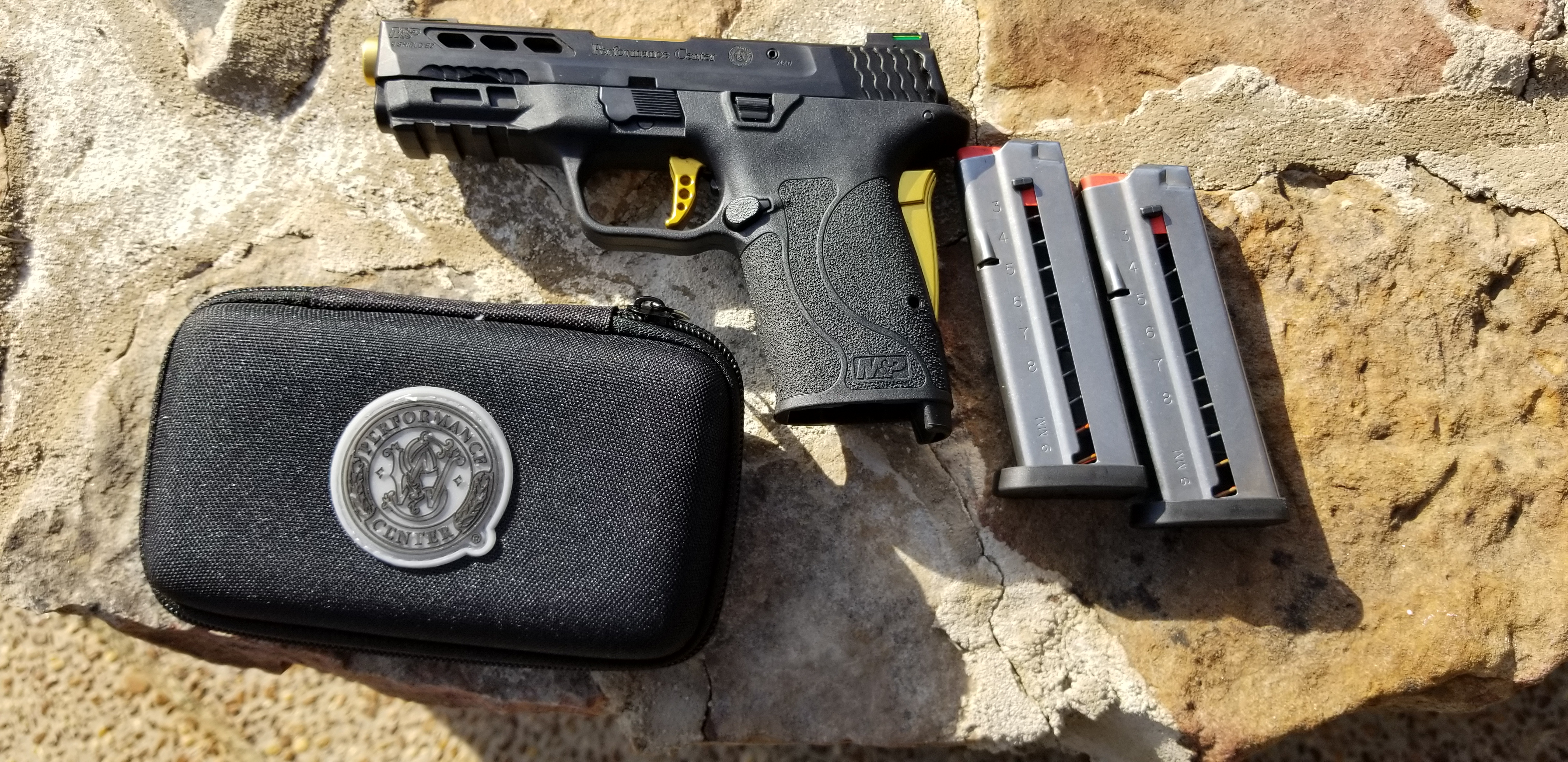 RECALL ALERT: Smith & Wesson Issues M&P Shield EZ Pistol Recall