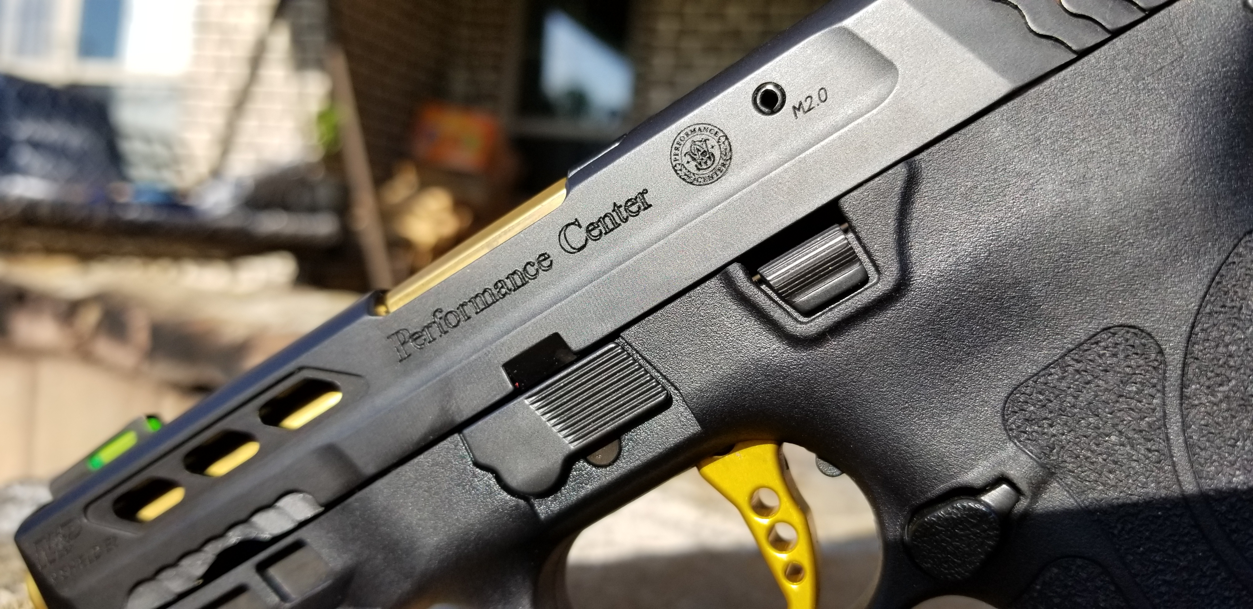RECALL ALERT: Smith & Wesson Issues M&P Shield Pistol Recall