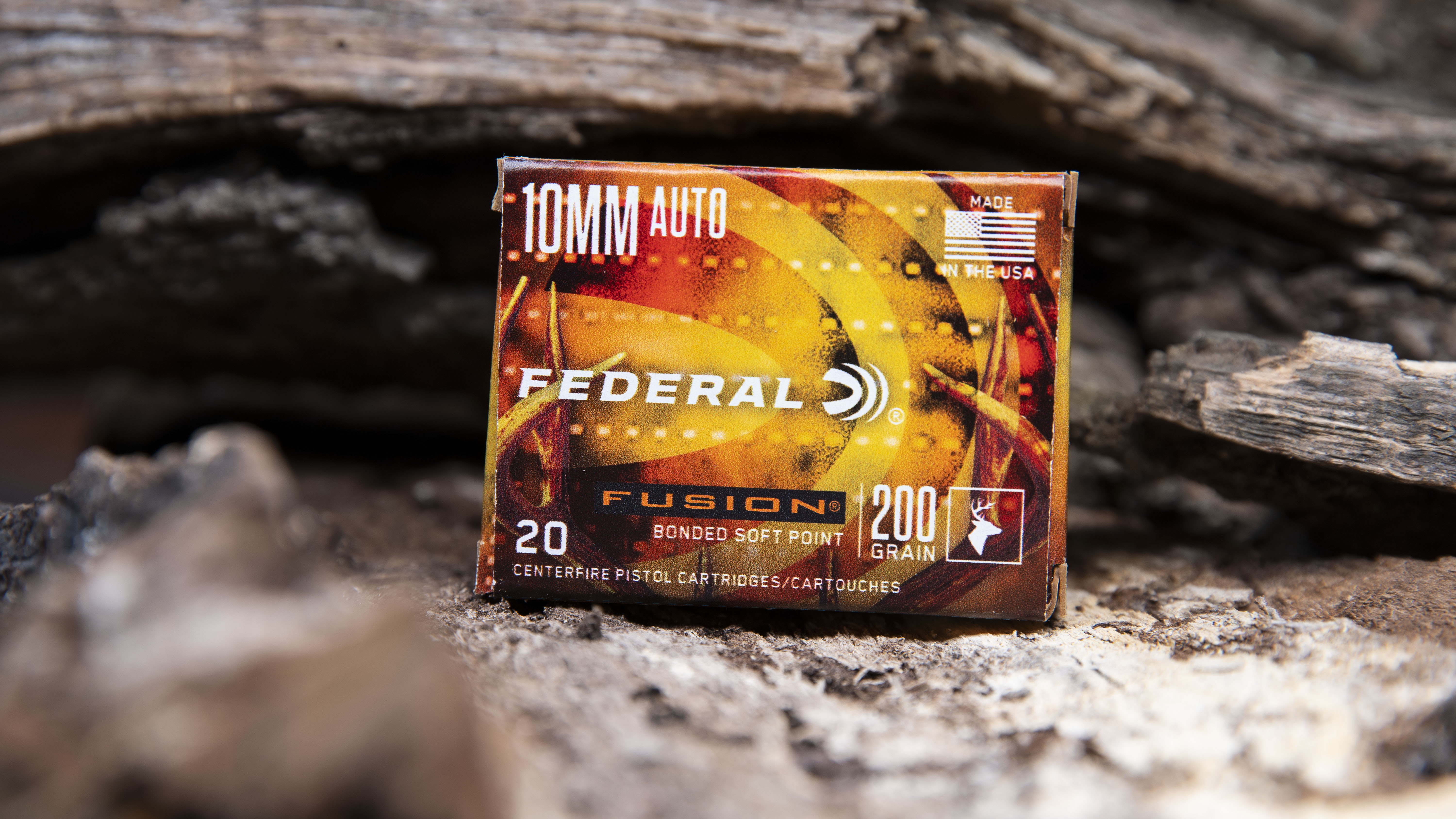 Federal Premium Debuts NEW Fusion 10mm Auto Hunting Loads