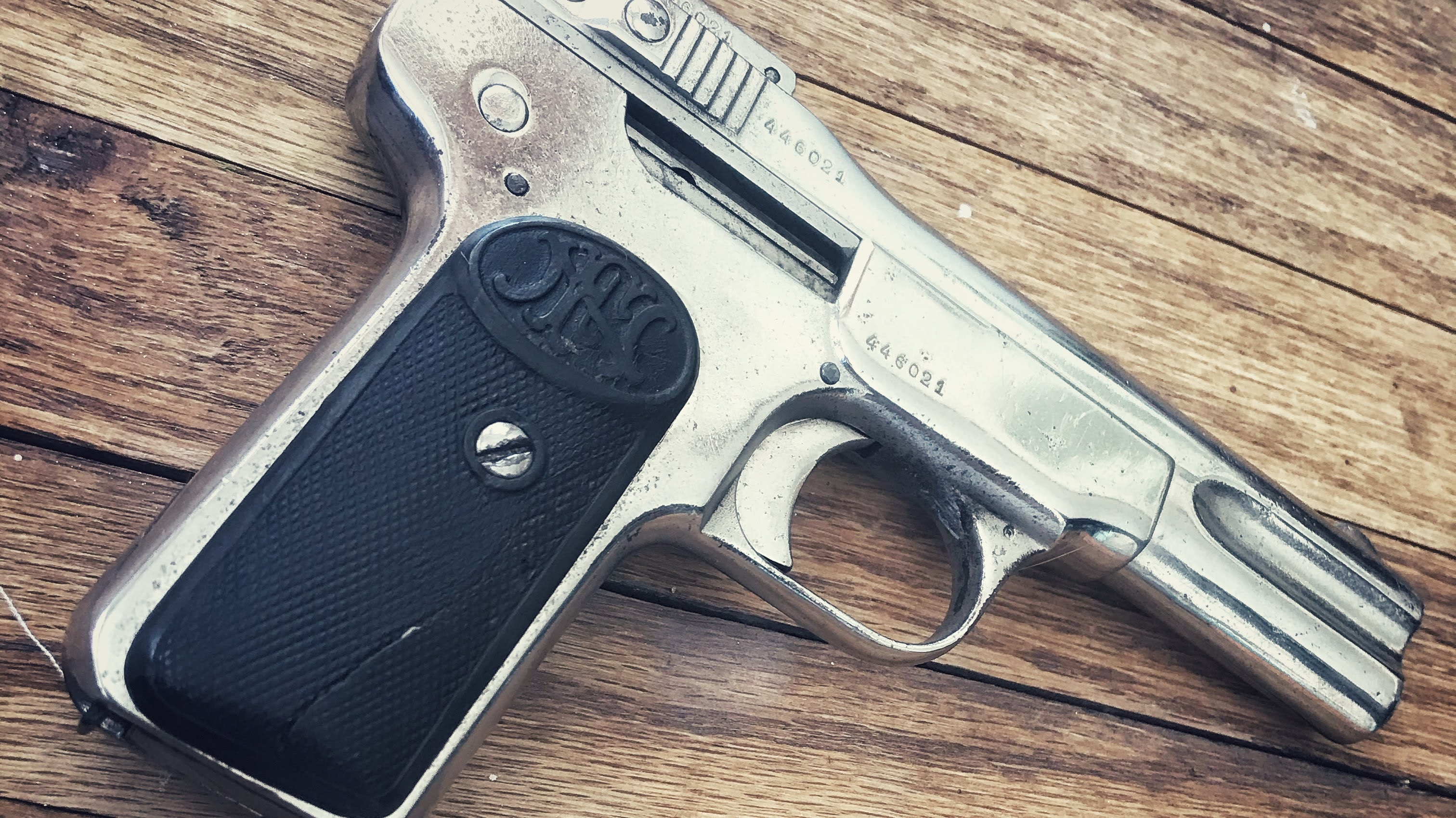 Curious Relics #002: FN 1900 Part II – The First Pistol With a Slide!