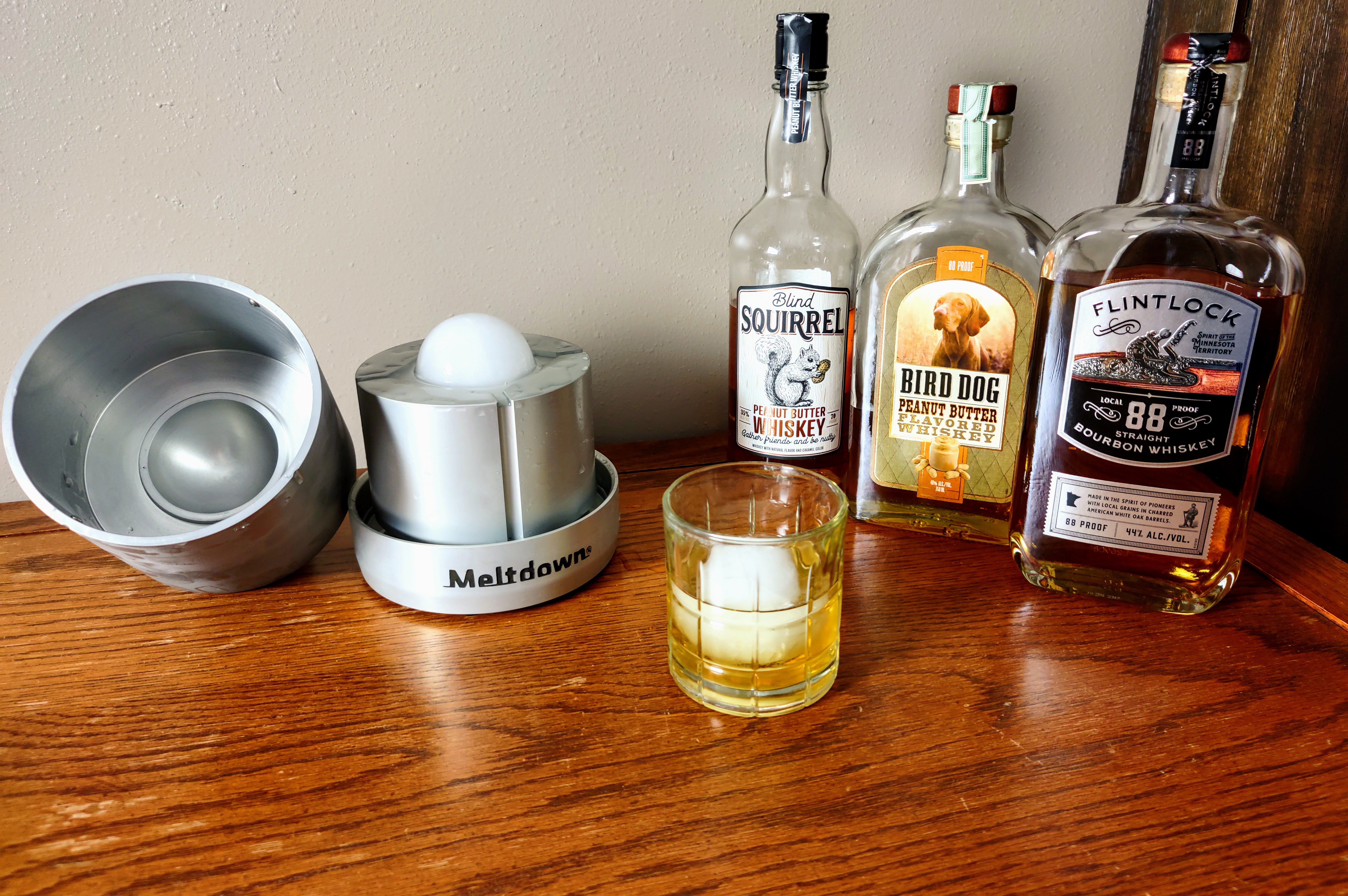 Perfect Outdoorsman Christmas Gift: Meltdown Ice Ball Press for Drinks