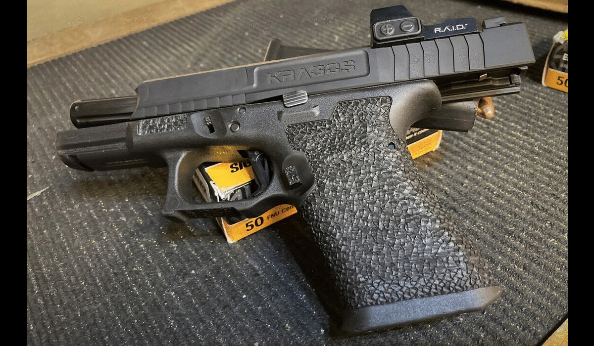 Kragos Glock Slide by CMC Triggers – New Offering from a Growing Brand