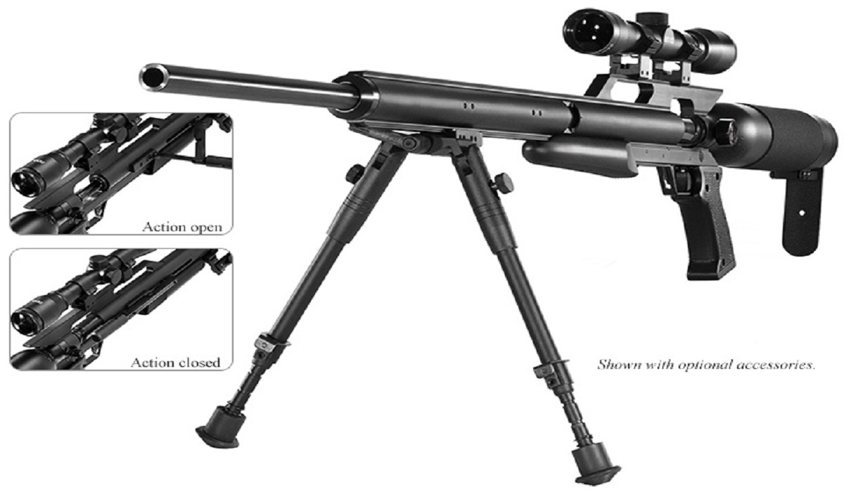 Air Rifle Deer Hunting?.. The Difference between what is Legal vs Ethical