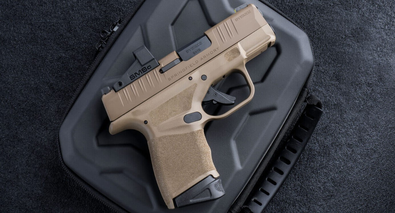 "Springfield Armory Hellcat OSP Wins 2020 ""Best New Handgun"" Award"