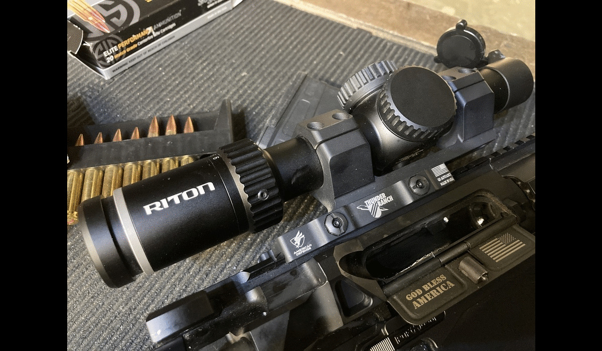 Getting to Know the All-New Riton Optics Product Lines