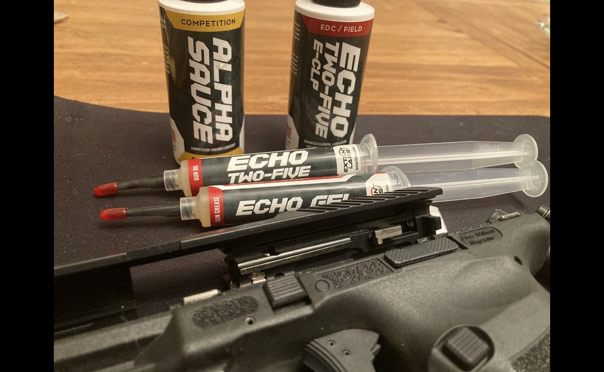 Extant Labs Synthetic CLP/Lubes: a Serious Gun Maintenance Upgrade