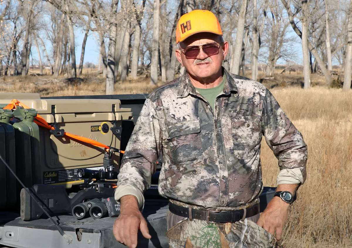 "Jerry Miculek Talks About ""Why I Hunt"""