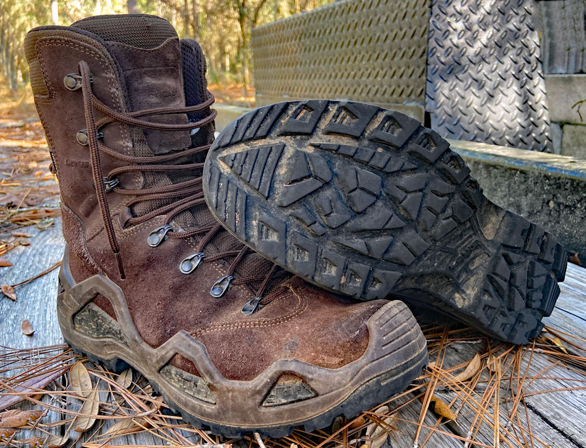 Review: LOWA Z-8S GTX Hiking/Hunting/Rappelling Boots