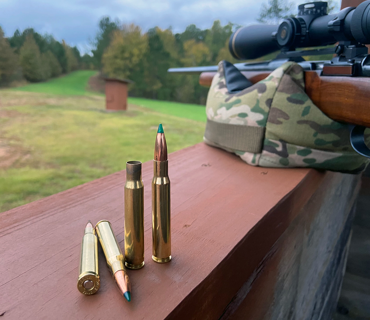 Ammo Review: Sierra GameChanger 165-grain TGK 30-06 Sprg Hunting Ammo