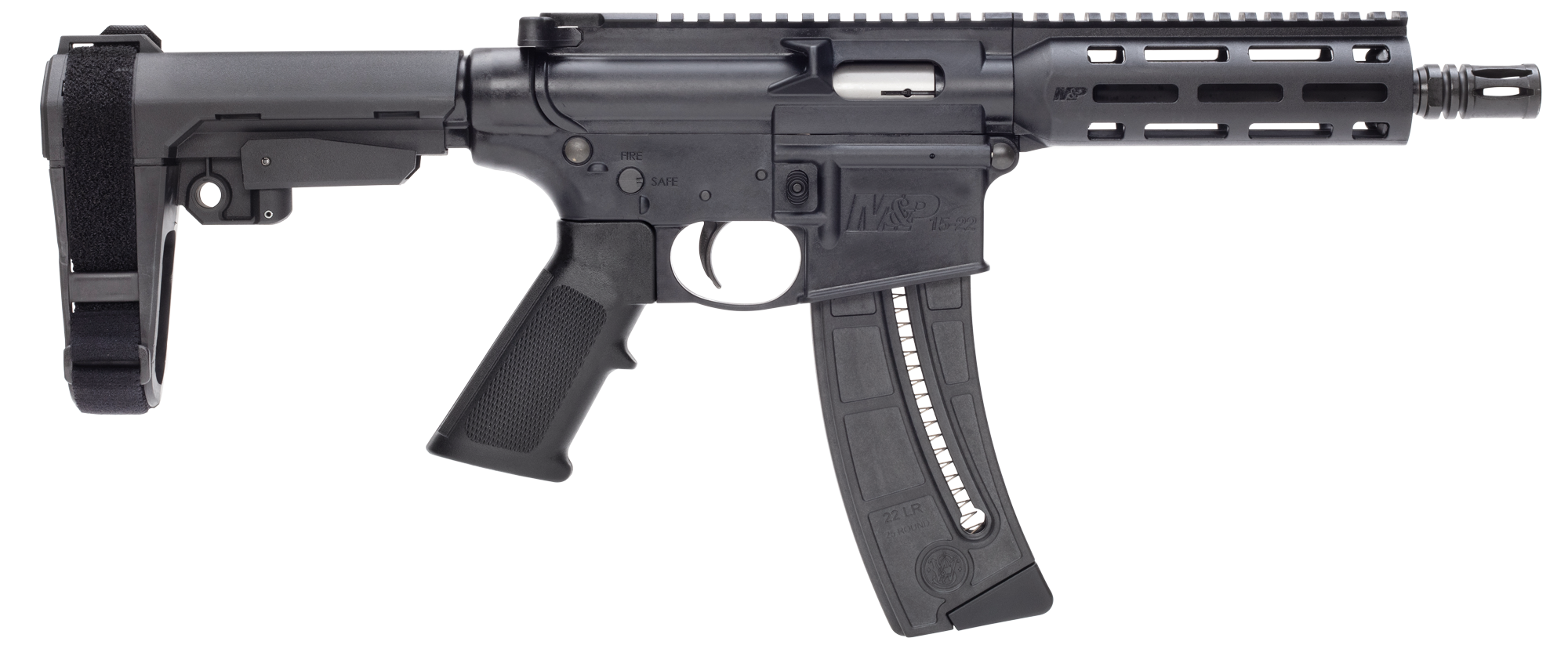 Smith & Wesson Introduces New and Improved M&P15-22 Pistol