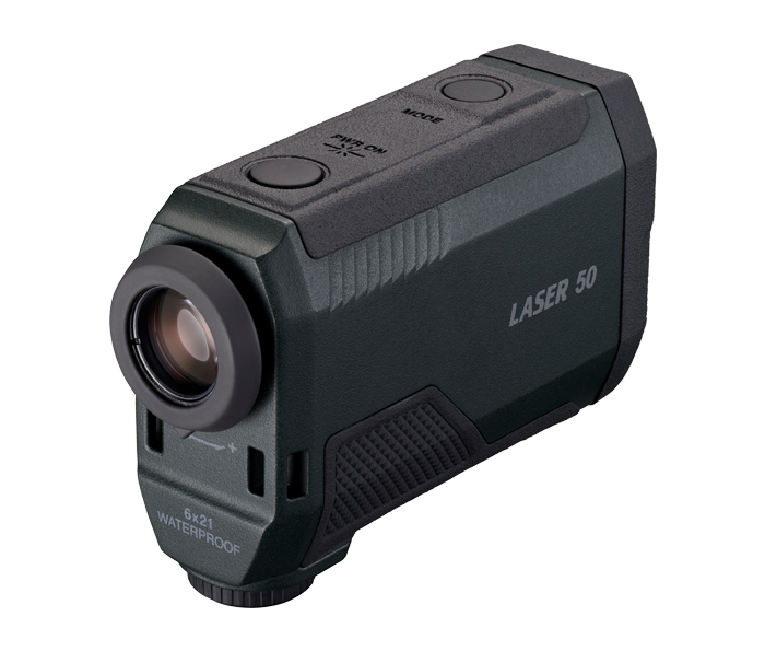 New Laser 50 and Laser 30 Rangefinders from Nikon