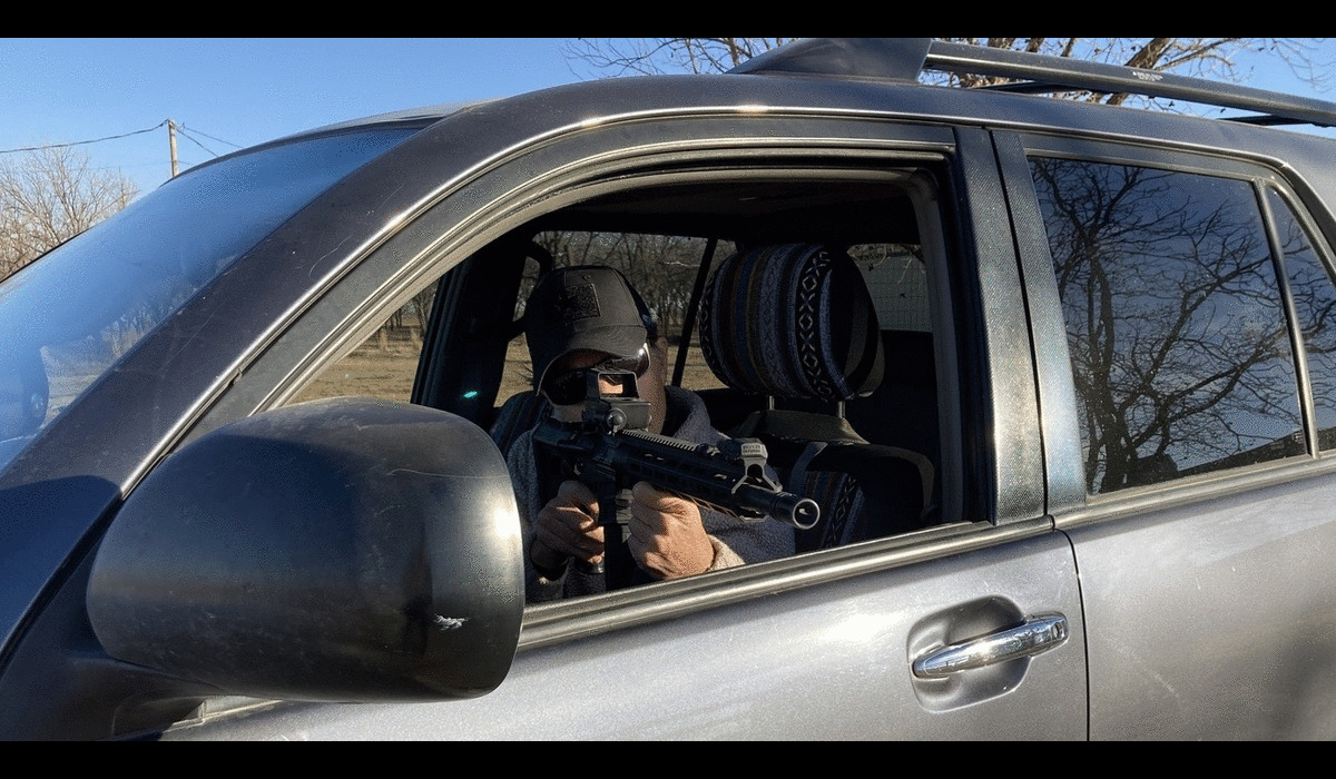 Snap Rack:  the Simple Way to Carry and Access a Carbine in Your Vehicle