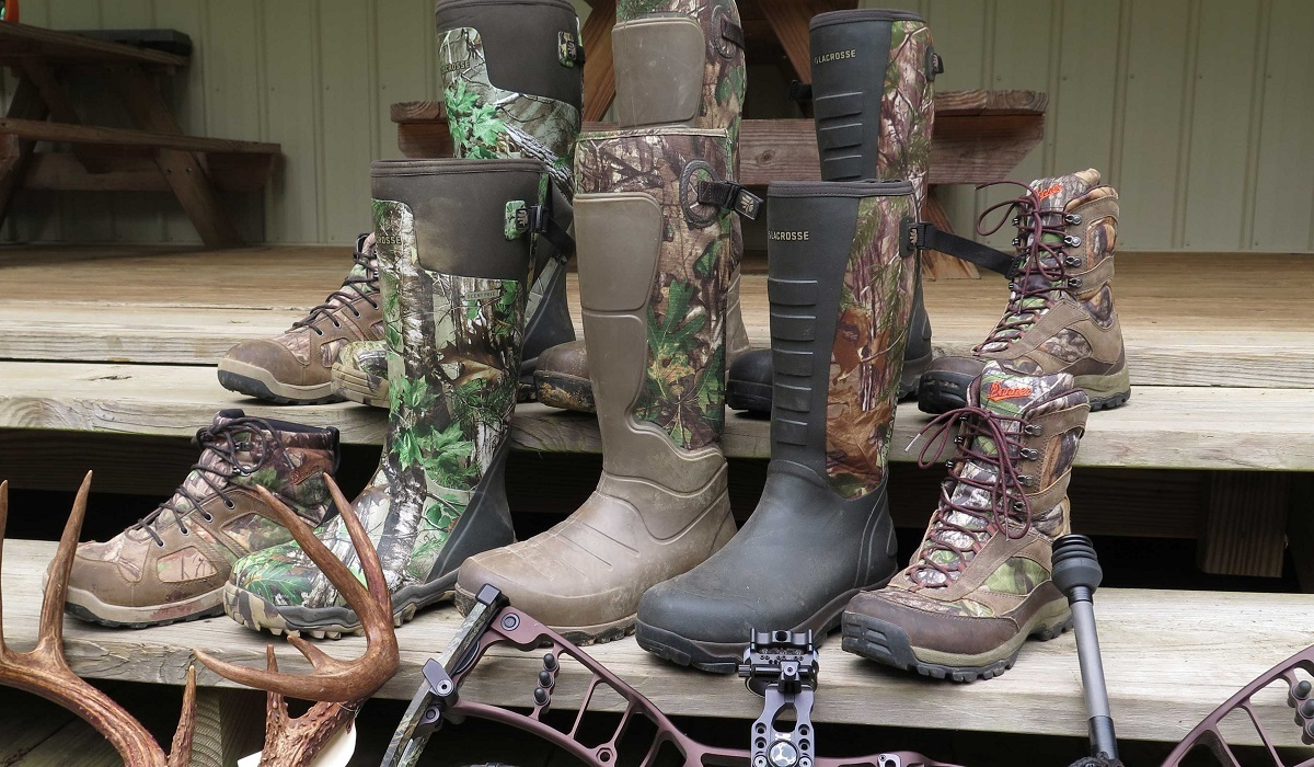 Don't Hunt with Wet Feet! – Keep your Toes Warm and Dry