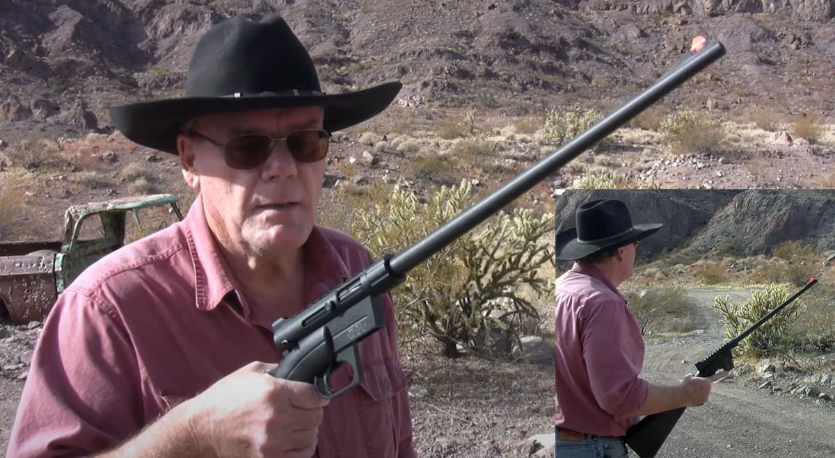Henry AR-7 Survival Rifle & mixup98: Match Made in Heaven?