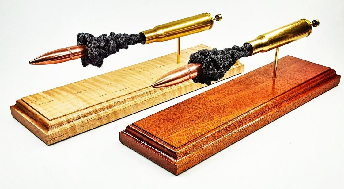 Ballistic Concepts – Christmas Gifts that Deserve to be on a Mantle