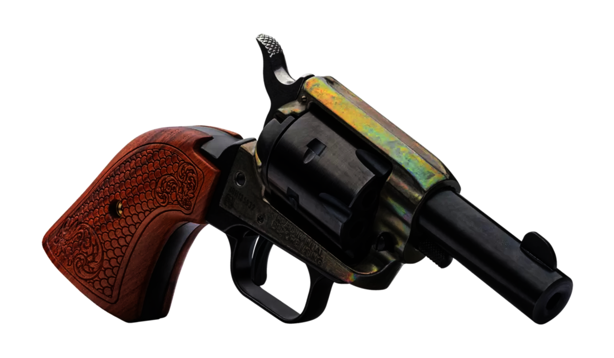 Have a Shot! Heritage Manufacturing Introduces the Barkeep 2″ Revolver
