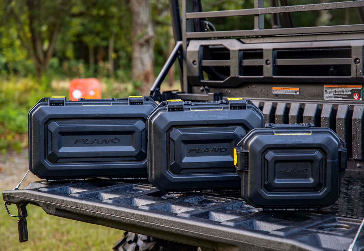 Rifle and Pistol Cases